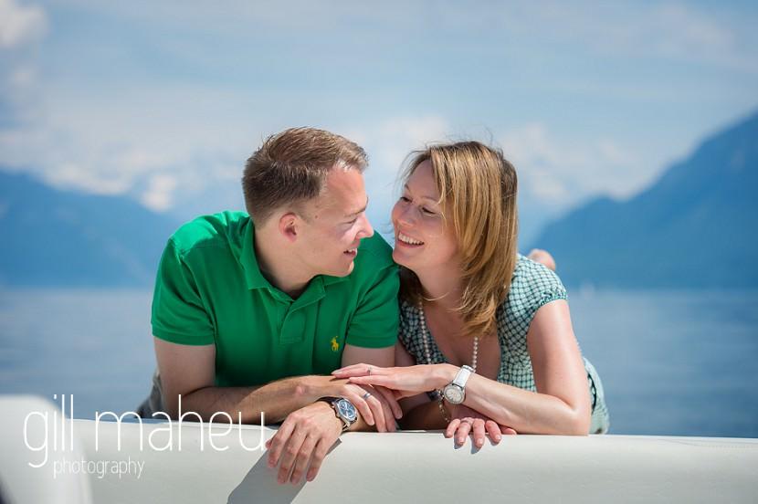 Engagement shoot – A&M – Lake Geneva – Gill Maheu Photography