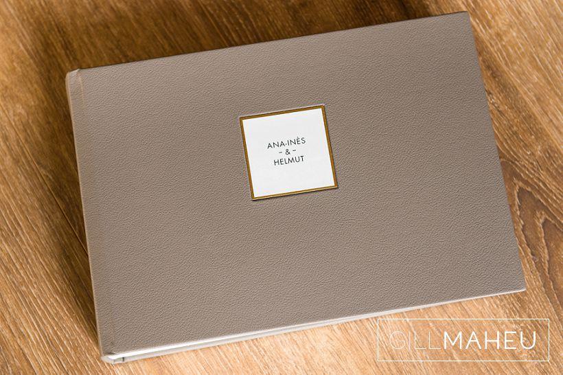 Luxury Queensberry wedding album – Abbaye de Talloires