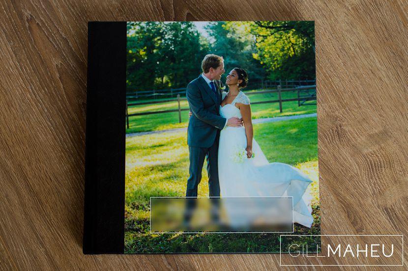 Beautiful Digital Art wedding album – Geneva wedding