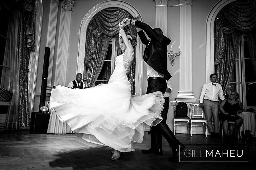 fabulously stylish wedding – Grand Hotel du Lac – Vevey