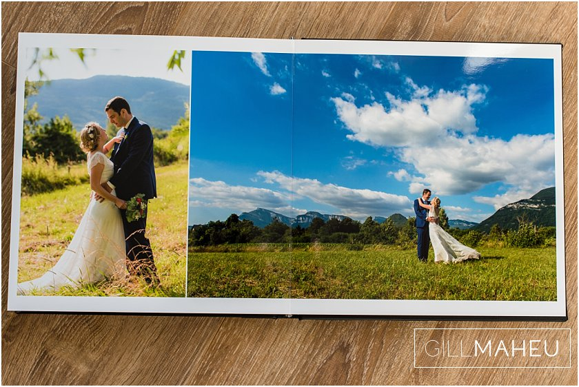 beautiful digital art wedding album