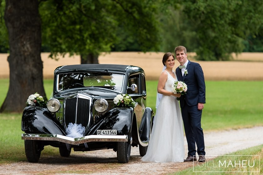 Stylish Wedding – Chateau des Bois -Satigny – C&P
