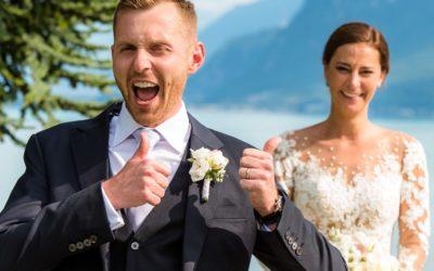 Glorious Wedding – Grand Hotel du Lac – Vevey – C&B – part2