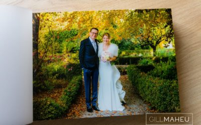 Luxury Queensberry wedding album – Abbaye de Talloires