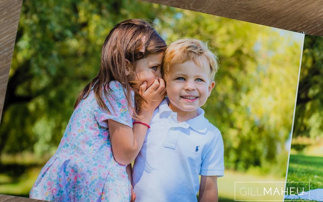 Family Lifestyle portrait album – Lausanne lifestyle session